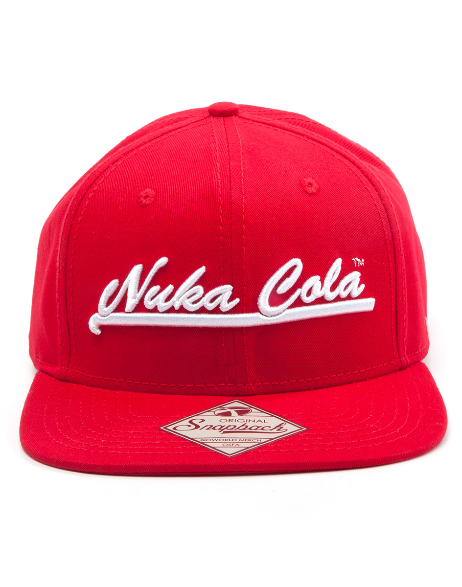 359b14e0a08 Fallout 4 - Nuka Cola Snapback - Darkside Central