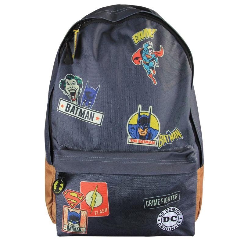 1c366137b92 DC Comics Backpack - Darkside Central